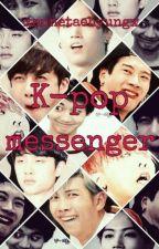 K-pop messenger   >BEFEJEZETT< by xannetaehyungx