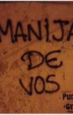 MANIJA DE VOS by vagueando0