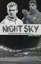 Night Sky | Kai Havertz und Julian Brandt Fan-Fiction by Strickjagge