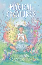 Magical Creatures - from the Haunted Building by liliancarmine