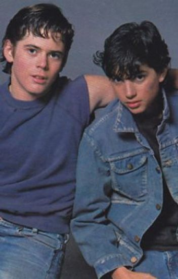 Johnny's Little Sister (A Ponyboy Curtis Love Story)