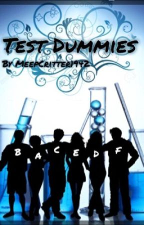 Test Dummies [Completed] by MeepCritter1942