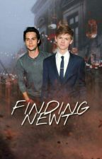 Finding Newt (MR/TW) [ COMPLETED ]  by _MoodyBooty_