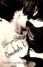 Oneshots (boyxboy) by ZomBiexGummyBear