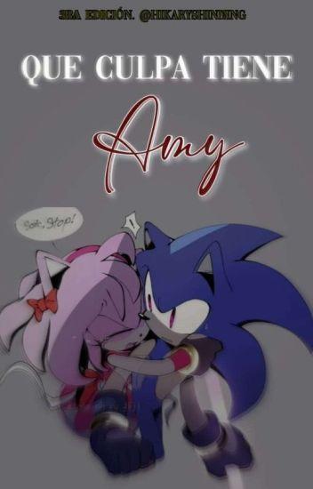 SonAmy - Secuestrador Pervertido