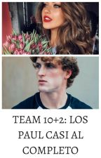 Team 10+2: Los Paul casi al completo  by keisibower