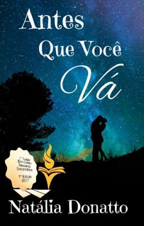 Antes Que Você Vá by NataliaDonatto