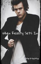When Reality Sets In (Harry Styles) by MetteMA
