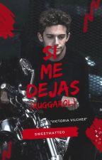 Si Me Dejas {Ruggarol} by Dimfangirl