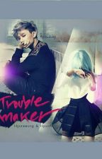 TroubleMaker (Hyuna Y HyunSeung) by ThePrincessOfAlien