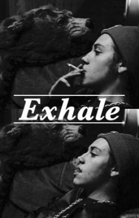 Exhale ; C.G by wroetoxminter