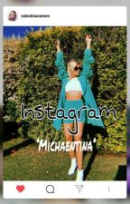 Instagram  Michaentina   by -QueBreddy