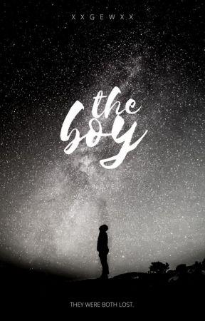 The Boy by xxGEWxx