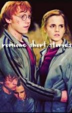 Romione Short Stories by thedrummer120