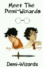Meet the Demi-Wizards. by Demi-Wizards