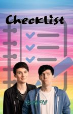 Checklist - Phan by ReallyPhil