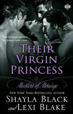 Mestres do Menage - Sua Princesa Virgem Shayla Black & Lexi Blake  by AmandaFreires3