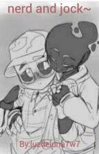 nerd and jock ( HIATUS ) by luzdeluna7w7
