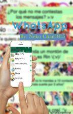 WhatsApp Vocaloid by Neko-Chan1815