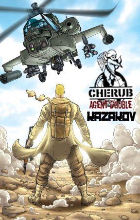 CHERUB Agent Double - Kazakov by Varig_Atorias