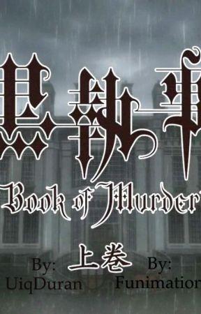 Book Of Murder by UiqDuran