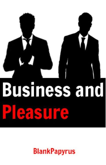 Business and Pleasure SLASH, MxM by BlankPapyrus