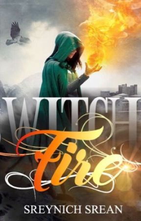 Witch Fire by SreyNichSrean