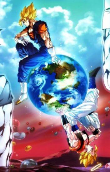 Against The World Vegito X Gogeta 🔥feel My Wrath