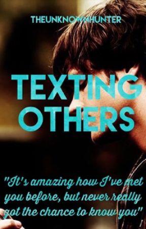 Texting Others {Jared Padalecki} by TheUnknownHunter