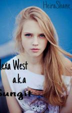 Alexa West A.K. A Ms. Sungit GXG by heirashane_23