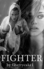 Fighter h.s. || AU by Cherrycake1