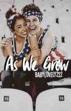 As we grow//DIZA  by trashy_liya