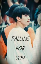 Falling for you [soonseok] by sksn4lyfe