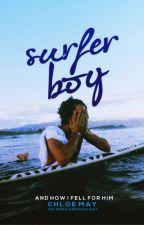 Surfer Boy by lilchloe_