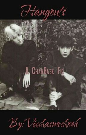 Hangouts ChanBaek by Vixxhasmeshook