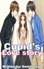 Cupid's love story by Gwirlieloop