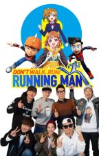 Running Man: Animated Challenge (in Malay) by minoru_ito_kun
