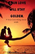 Our Love Will Stay Golden (Ponyboy Curtis Love Story) by xkissinghemmings