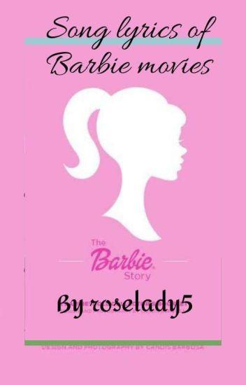 song lyrics of Barbie movies