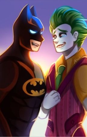 Batman x Joker  by GemmaShipsEverything