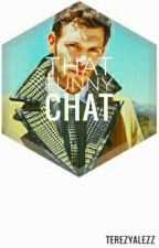 That Funny Chat - Joseph Morgan by Terezyalezz