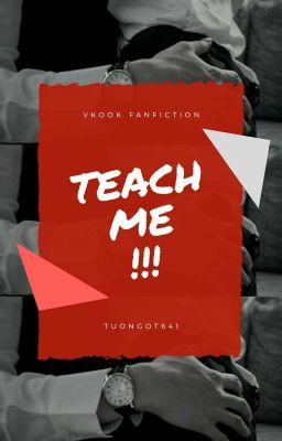 [VKook-NC] Teach me!!!
