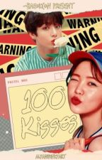 100 Kisses ↪ Jeon Jungkook [ COMPLETED ]  by -Baekcon