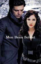 Mon Beau Soldat. Fiction WinterWidow. MARVEL. by loucylovve