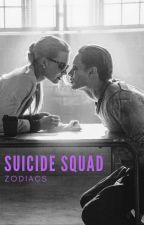 Suicide Squad Zodiacs by Misiek_Quinn