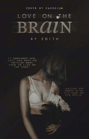 Love on the brain by lustily