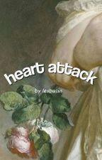 heart attack ¤ taeny  by artisticjieun
