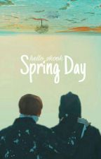 SPRING day [Vkook-COMICS] by Hello_Vkook