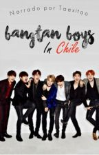 Bangtan in Chile 2017 🇨🇱  by TAExitao