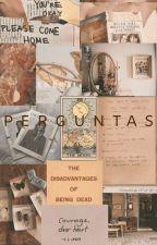 PERGUNTAS by ChocollaNeko